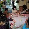 WSレポート☆親子でフラワーアレンジメント  @食育フェスタの画像