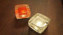 北海道の素材、勝手に開発プロジェクト始めました-アイスキャンドル