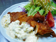 ゆーつーな日々。 -味覚飯店U2のブログ--おすすめチキン南蛮