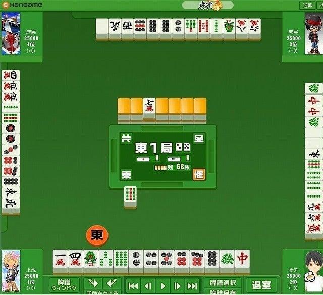 咲ーSaki-好きによる麻雀闘牌記録-大三元包1