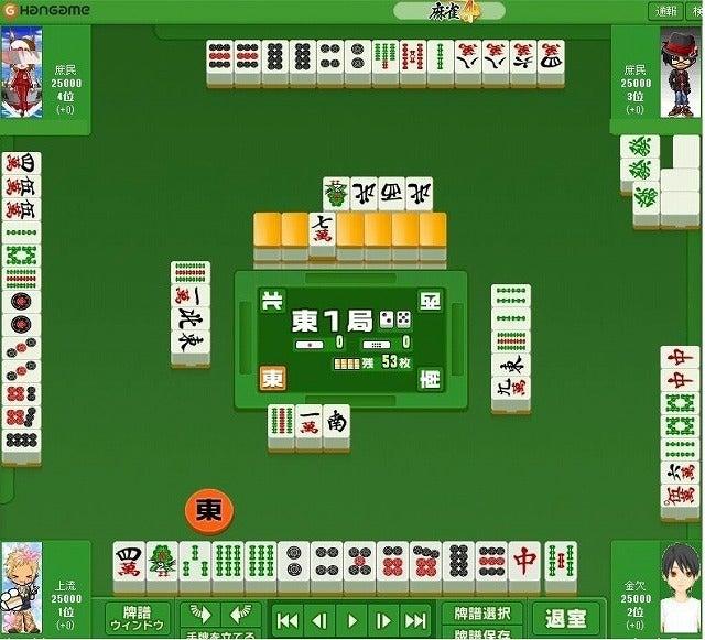 咲ーSaki-好きによる麻雀闘牌記録-大三元包3