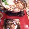 秋田の夕食の画像