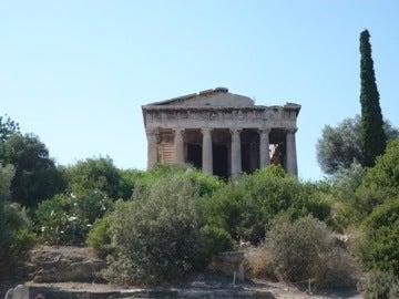 ヘパイストス近景