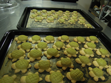 フランス菓子教室 VA AU FOURのアトリエから