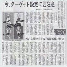 女性潮流研究所★日記