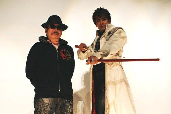 GARO PROJECT 牙狼<GARO>最新情報-11/11(金) 広島で舞台挨拶 1