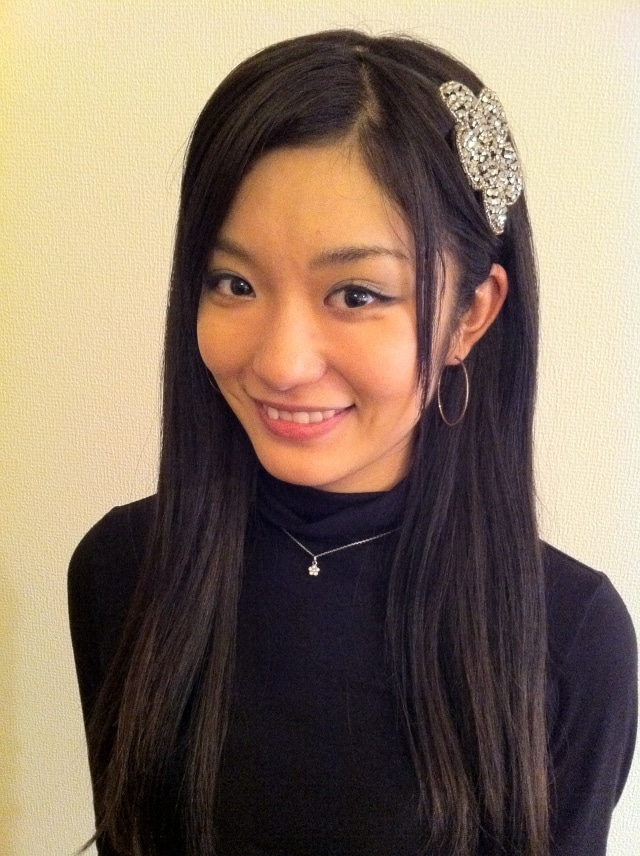 2012MUJ九州大会ファイナリスト 井上万里奈さんの美容矯正の記事より