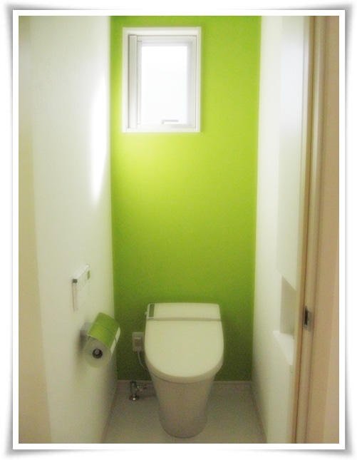 Web内覧会お気に入りの2fトイレ ピノのおうち Small House