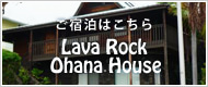 $ハワイ島で野生のイルカと泳ごう!-ラヴァロックハウス