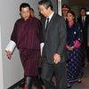 【ブータン王国】国賓ジグミ・ケサル・ナムゲル・ワンチュク国王&ジェツン・ぺマ王妃 夫婦で来日写真の画像