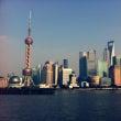 上海のにおい