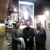 ウノ・カマキリ展の画像