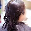 香草カラーonヘナ(オレンジ)でショートヘア。(炭酸シャンプー)の画像