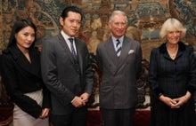 SOUND MARKET CREW blog-ブータン国王&新王妃 inイギリス
