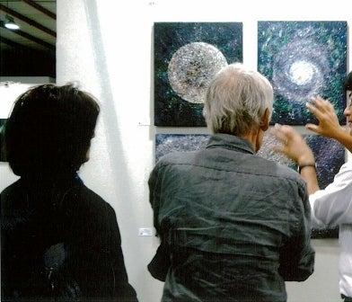『宇宙工房』 地球のかけらで宇宙を描く~Cosmic Intuitive Art(R) の世界~
