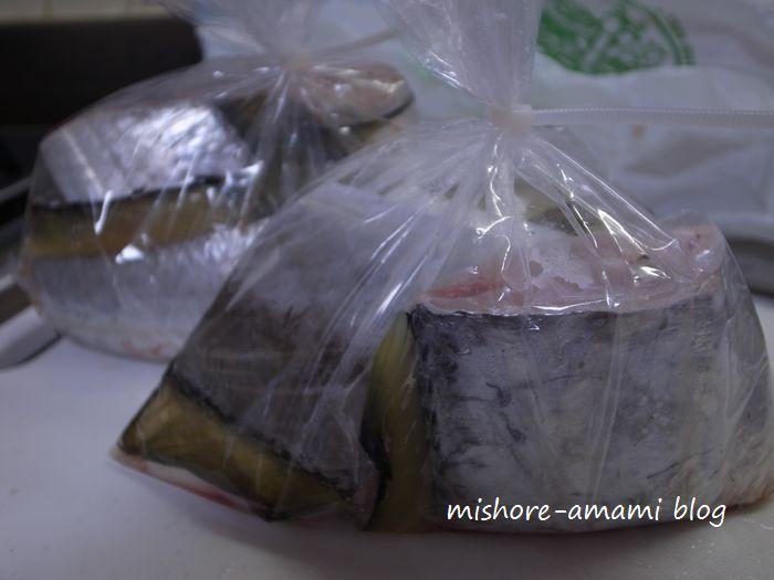 みしょーれ 奄美-島の太刀魚