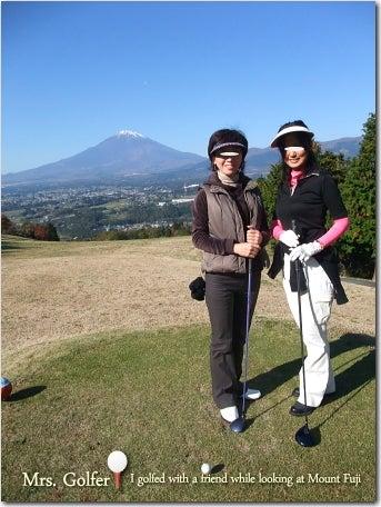 ミセスの会■シュフルクラブ 神奈川-富士山をバックに