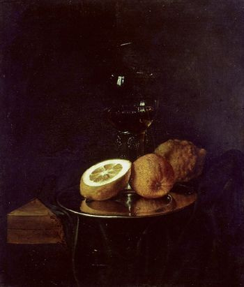 REMOVE-Still Life with Citrus Fruit