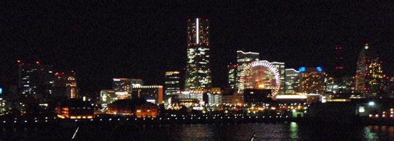 ちょっとそこまで-横浜夜景