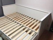 Ikea ベッド 組み立て
