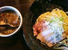$横浜と 愛と眼鏡と ラーメンと-麺や すする 特製つけ麺