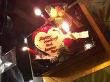 ちょんまげ通信-ケーキ
