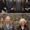 【ブータン王国】 ブータン国王&ジェツン・ぺマ王妃、ロンドンでチャールズ皇太子、カミラ夫人と面会の画像