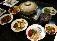 ゆーつーな日々。 -味覚飯店U2のブログ--あぶりカツオ餃子鍋