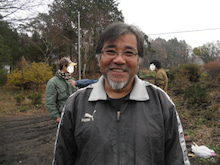 チャレンジキャンプ2011-依田さん