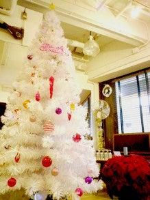 Quarter Note Weblog |大田区大森 美容室クォーターノート|-2011クリスマスツリー
