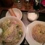 虎ノ門で  野菜湯麺…