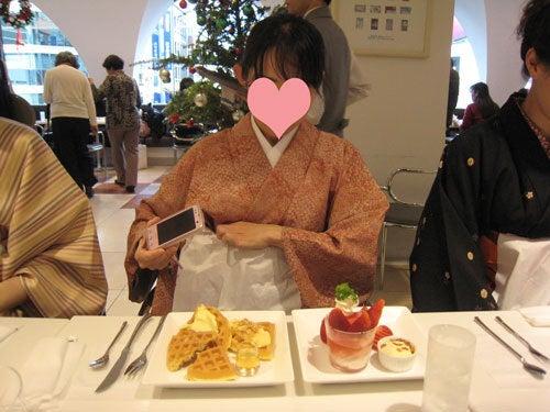 $東京で着物ライフを楽しむ会 ~東京きものライフ~-さちよさん