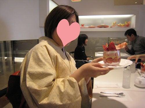 東京で着物ライフを楽しむ会 ~東京きものライフ~-じゅんこさん