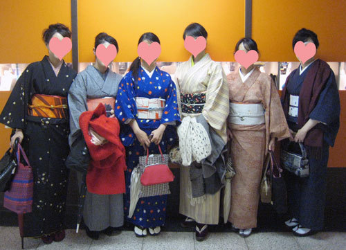 $東京で着物ライフを楽しむ会 ~東京きものライフ~
