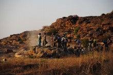 自転車世界横断!!TERU-TERU project-Dogon Country23