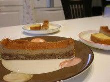 インナービューティー力を高めてときめく毎日を-カラメルチーズケーキ