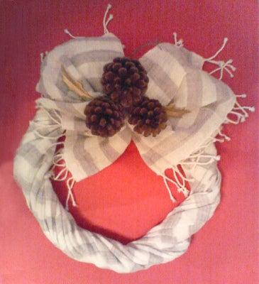 $*カンボジアの綿クロマーと赤ちゃん帽子のお店*-クロマーの使い方