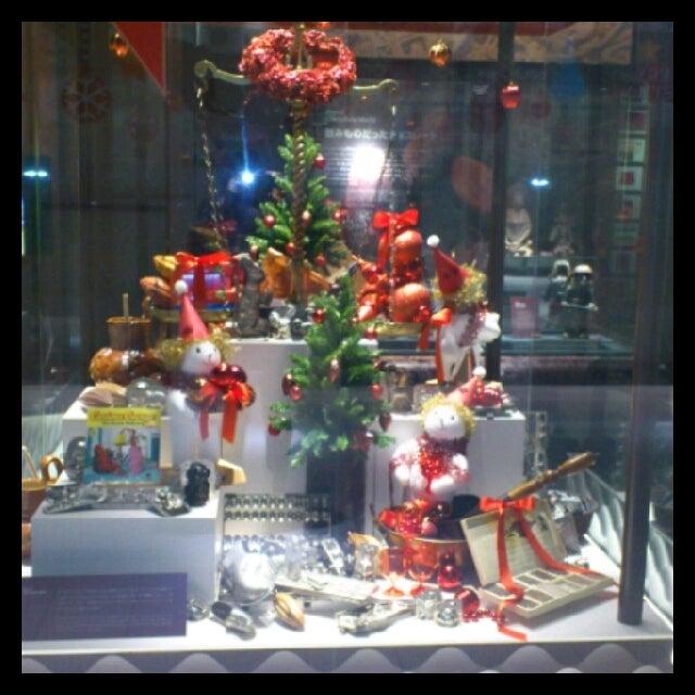 クリスマスディスプレイ| えぶりでいアクセサリー生活☆ Corale Collana