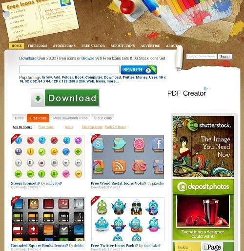 $無料アイコン配布サイトfree icons web