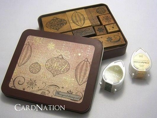 CardNation~手作りカードで繋ぐ「心」-100均 フェルトガーランド クリスマスカード