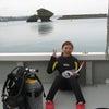 青の洞窟体験ダイビングやっと行けました!!の画像