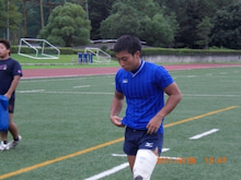 $SUNDAI RUGBY MANAGER BLOG-純希さん