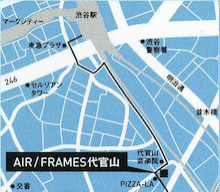 $DJ RYO-ICHIの「クラブへ行こう!」日記-AIR MAP