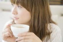 コーヒー女性1