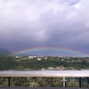 虹が…の画像