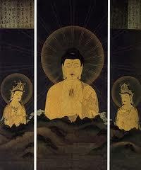 夫婦世界旅行-妻編-金戒光明寺の山越阿弥陀図