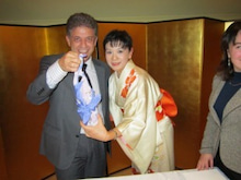 ふろしき道 ♪風呂敷&和文化コンシェルジュの日本文化再発見ブログ-グルジア大使公邸3