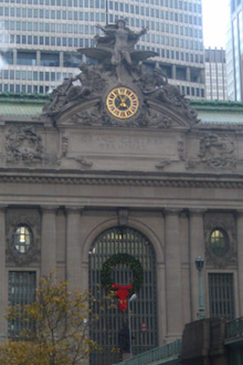 N.Y.に恋して☆-Grand Central Station