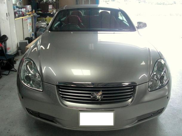 京都の女職人が書く車のブログ☆★-ソアラ