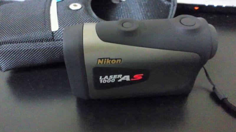 Nikon レーザー 1000AS